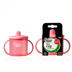 Tommee Tippee Essentials Basics First Cup (Please note that colours vary)